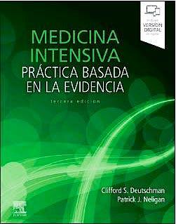 Portada del libro 9788491137832 Medicina Intensiva. Práctica Basada en la Evidencia (Incluye Versión Digital en Inglés)