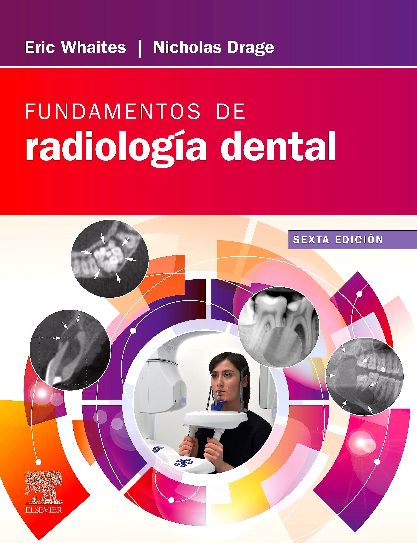 Portada del libro 9788491138358 Fundamentos de Radiología Dental