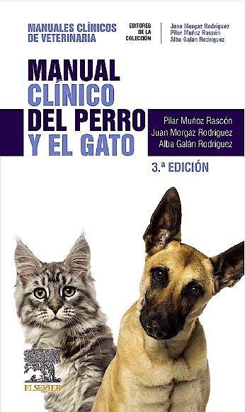 Portada del libro 9788491138389 Manual Clínico del Perro y el Gato