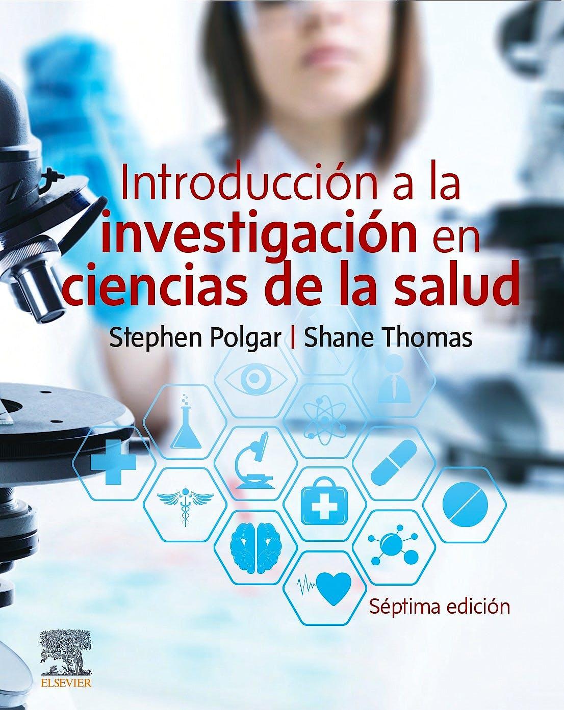 Portada del libro 9788491138488 Introducción a la Investigación en Ciencias de la Salud