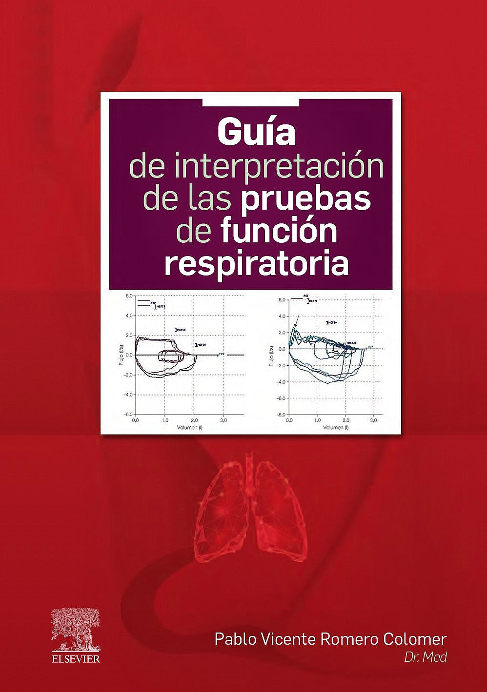 Portada del libro 9788491138501 Guía de Interpretación de las Pruebas de Función Respiratoria