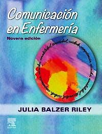 Portada del libro 9788491138822 Comunicación en Enfermería