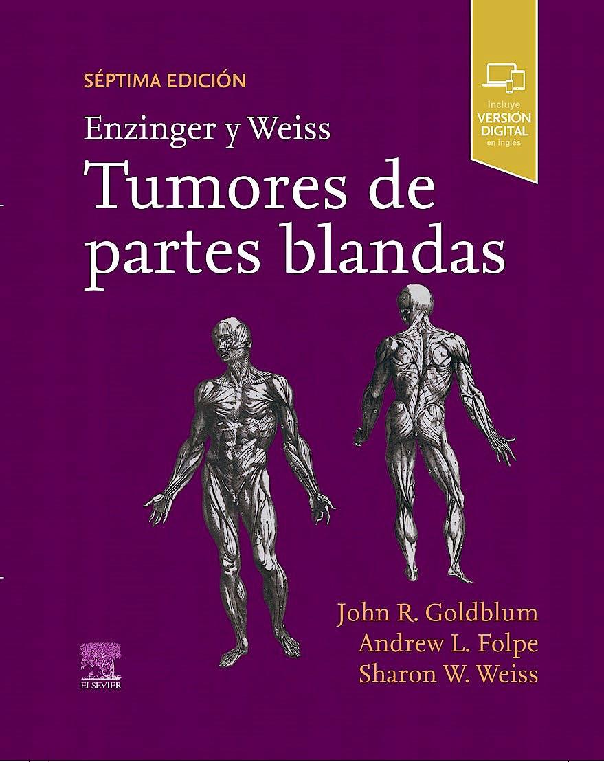 Portada del libro 9788491138990 ENZINGER y WEISS Tumores de Partes Blandas