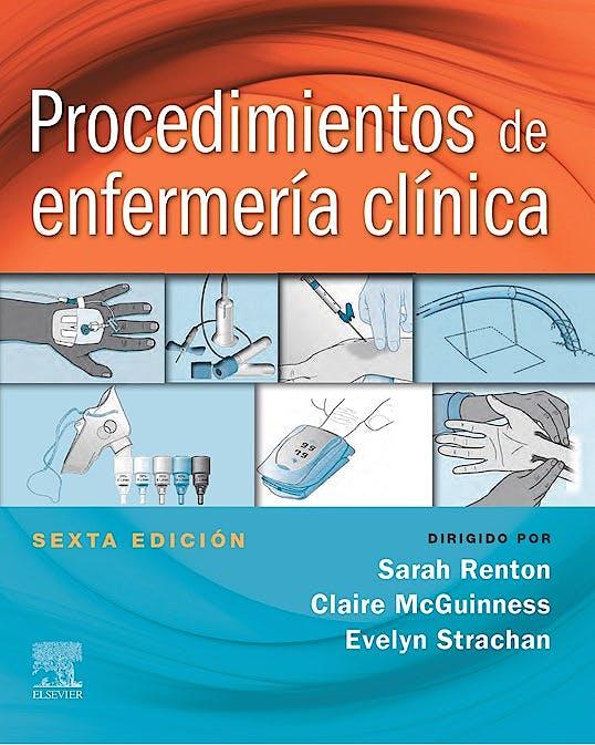 Portada del libro 9788491139058 Procedimientos de Enfermería Clínica