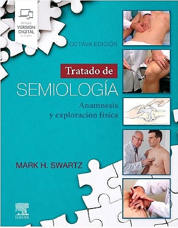 Portada del libro 9788491139447 Tratado de Semiología. Anamnesis y Exploración Física