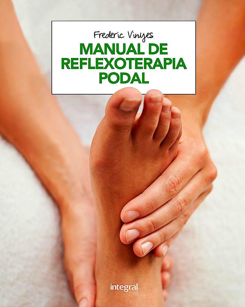 Portada del libro 9788491180920 Manual de Reflexoterapia Podal