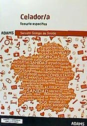 Portada del libro 9788491475705 Celador/a Servizo Galego de Saúde. Temario Específico