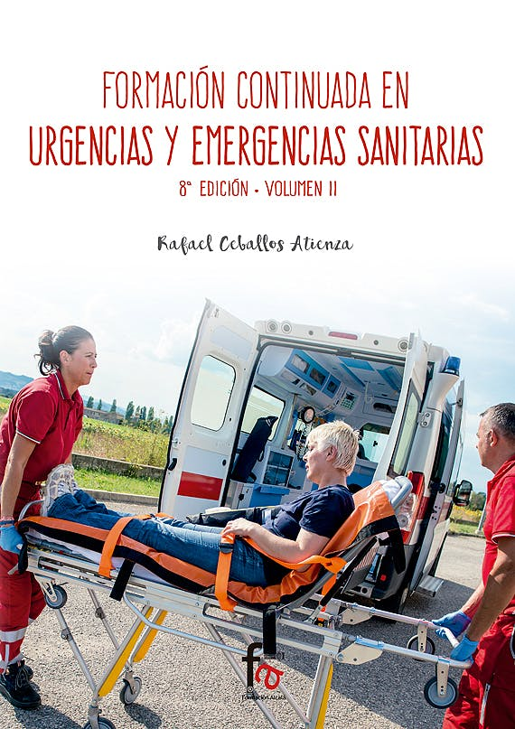 Portada del libro 9788491490135 Formación Continuada en Urgencias y Emergencias Sanitarias, Vol. II