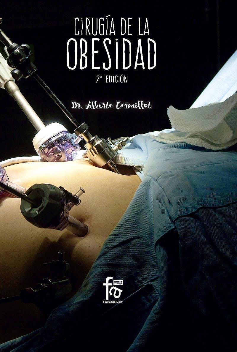 Portada del libro 9788491492559 Cirugia de la Obesidad