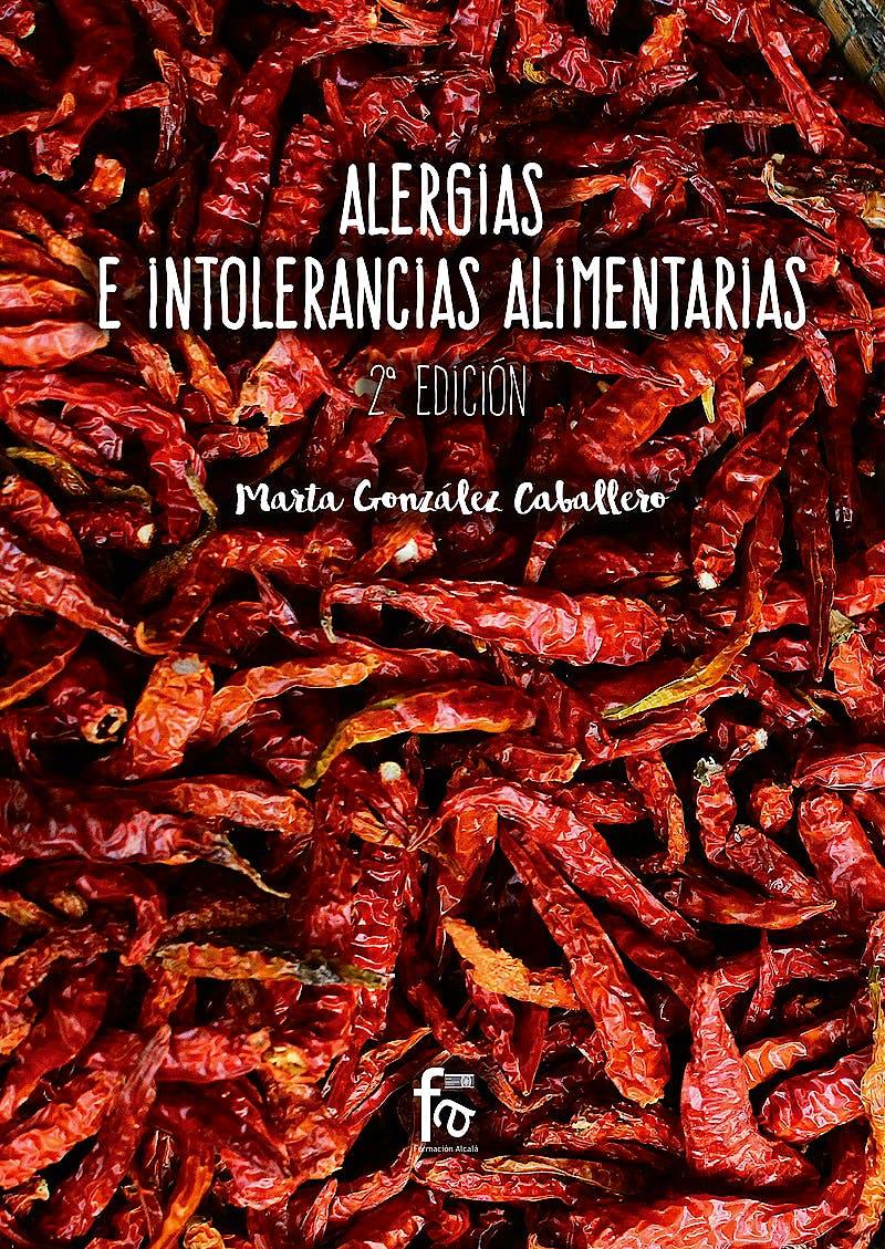 Portada del libro 9788491493945 Alergias e Intolerancias Alimentarias