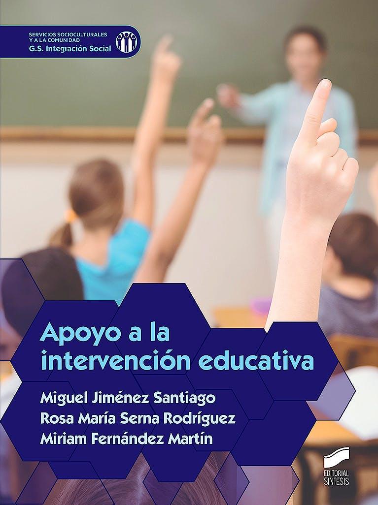 Portada del libro 9788491710011 Apoyo a la Intervención Educativa (Servicios Socioculturales y a la Comunidad)