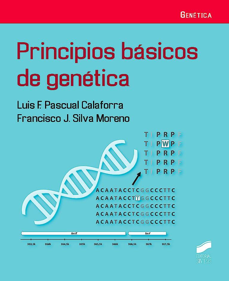 Portada del libro 9788491711063 Principios Básicos de Genética