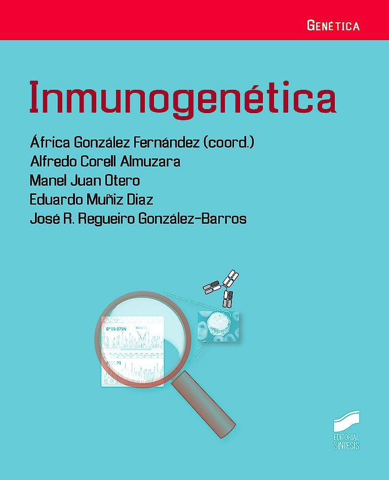 Portada del libro 9788491711551 Inmunogenética