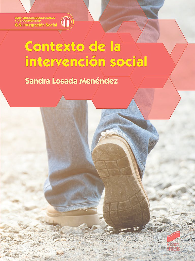 Portada del libro 9788491711834 Contexto de la Intervención Social