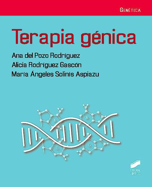 Portada del libro 9788491712060 Terapia Génica