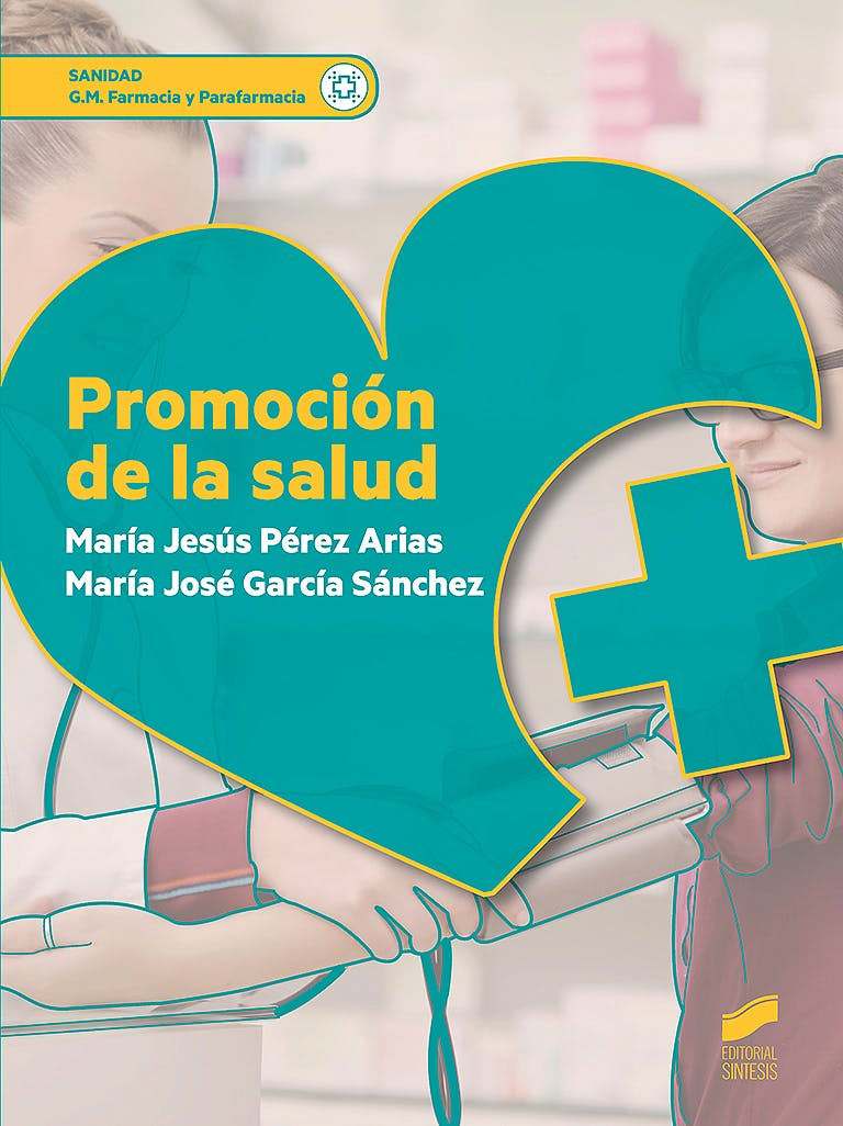 Portada del libro 9788491712879 Promoción de la Salud