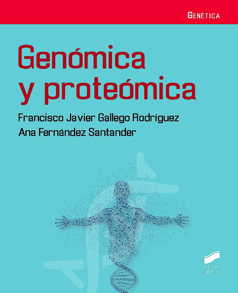 Portada del libro 9788491714248 Genómica y Proteómica