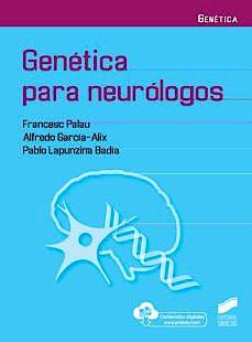 Portada del libro 9788491714699 Genética para Neurólogos