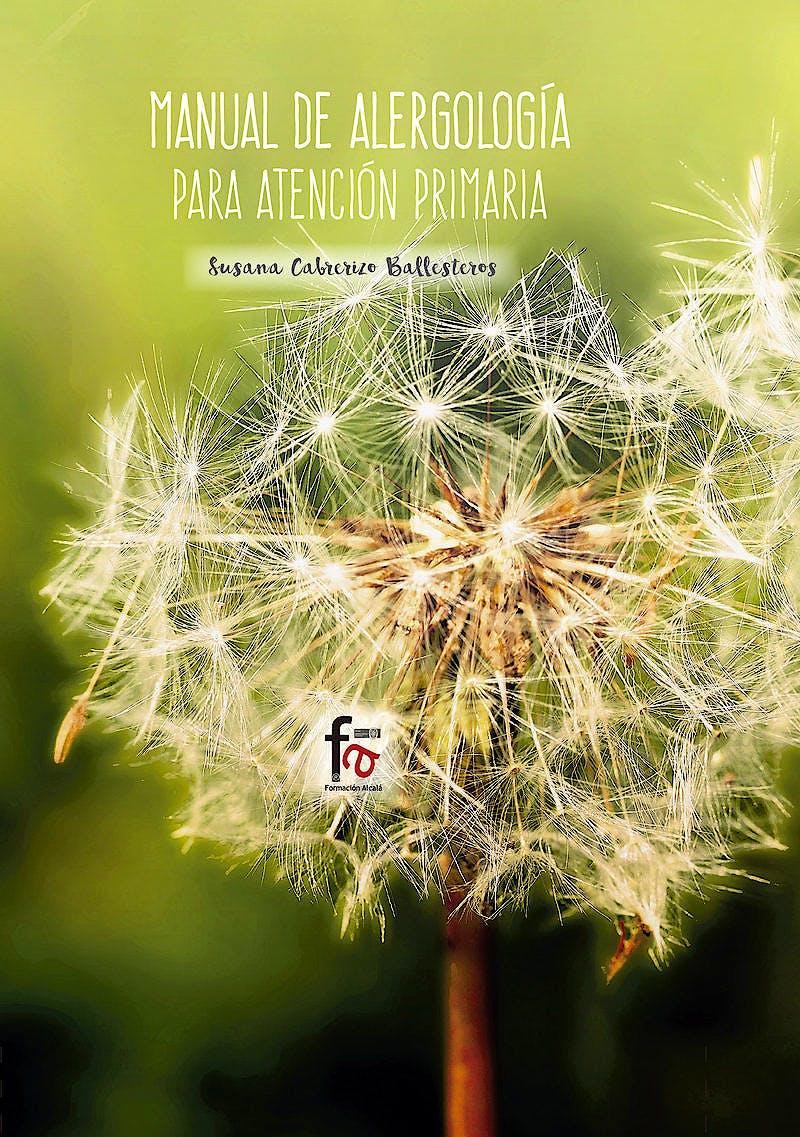 Portada del libro 9788491762027 Manual de Alergología para Atención Primaria