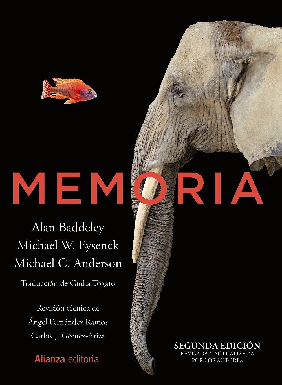 Portada del libro 9788491817833 Memoria