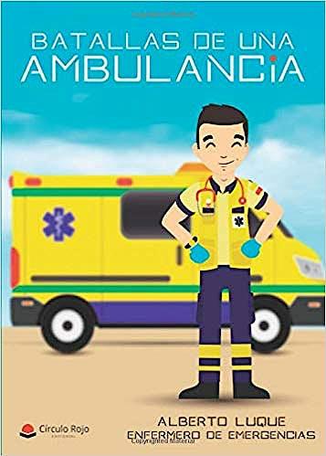 Portada del libro 9788491837657 Batallas de una Ambulancia 1