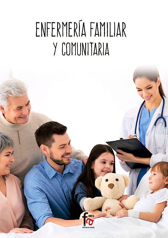 Portada del libro 9788491841142 Enfermería Familiar y Comunitaria