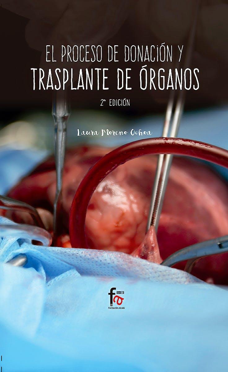 Portada del libro 9788491933595 El Proceso de Donación y Trasplante de Órganos