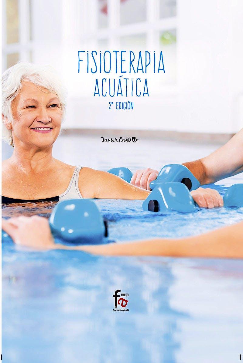 Portada del libro 9788491933601 Fisioterapia Acuática