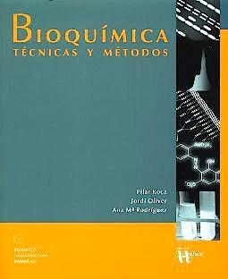 Portada del libro 9788492112487 Bioquimica. Tecnicas y Metodos + Cd-Rom