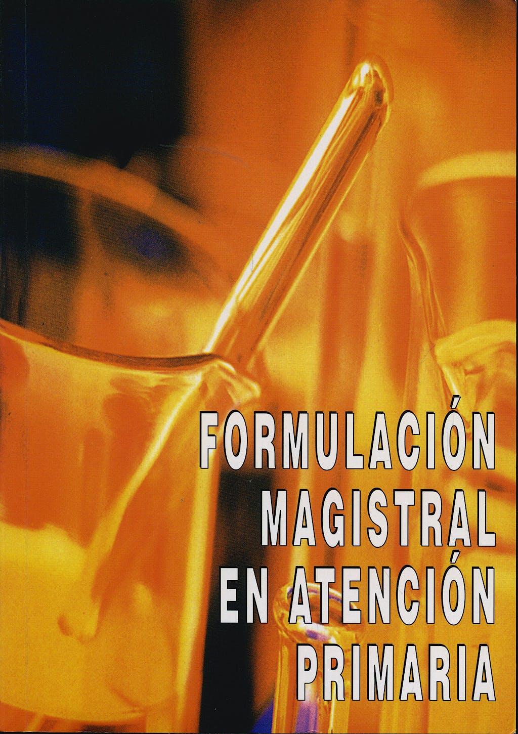 Portada del libro 9788492185214 Formulacion Magistral en Atencion Primaria