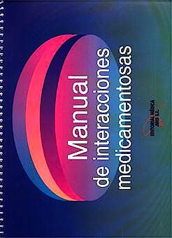 Portada del libro 9788492244263 Manual de Interacciones Medicamentosas