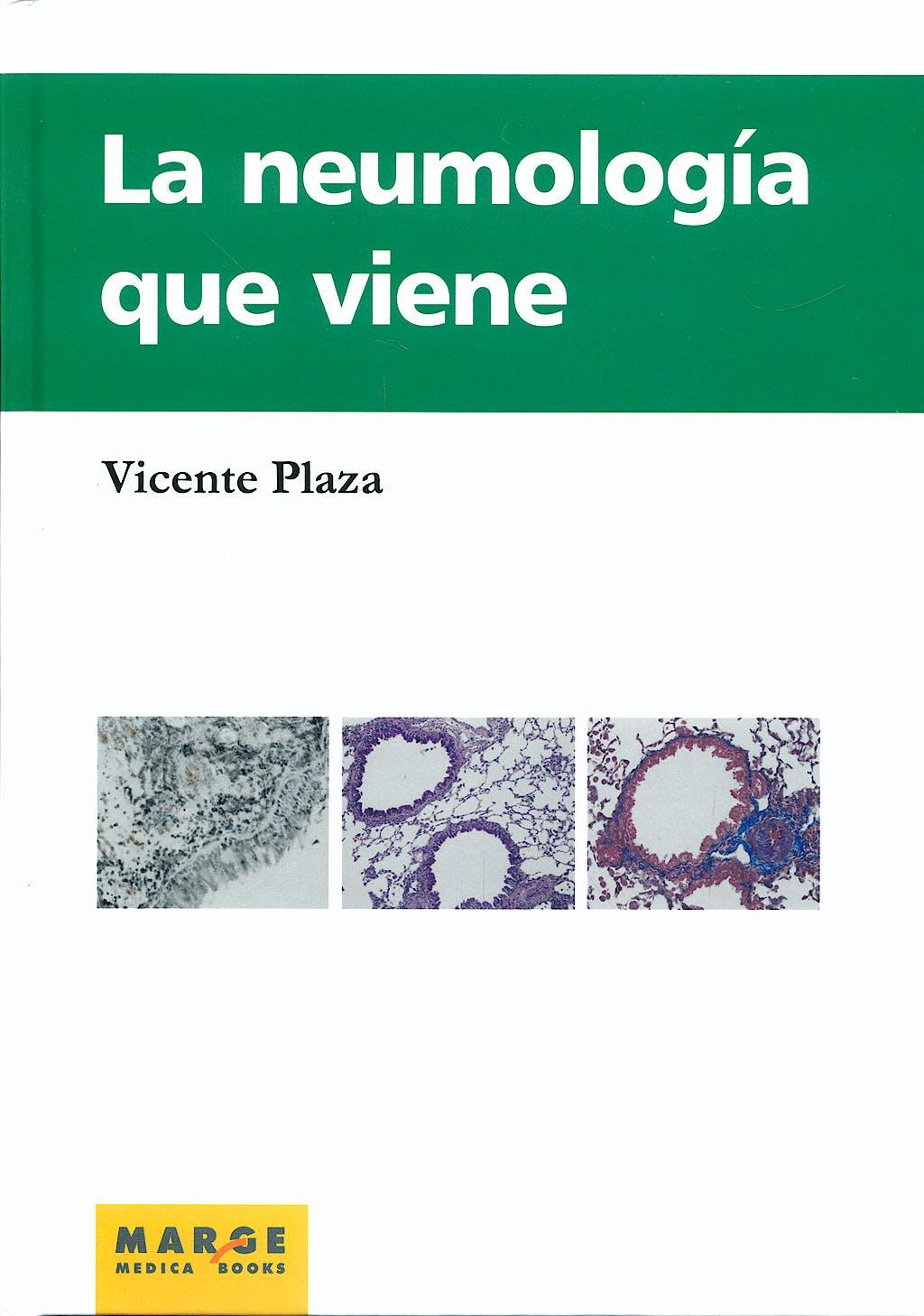 Portada del libro 9788492442102 La Neumologia que Viene