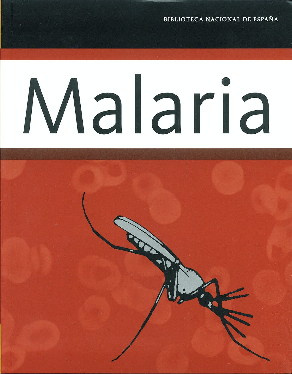 Portada del libro 9788492462087 Malaria