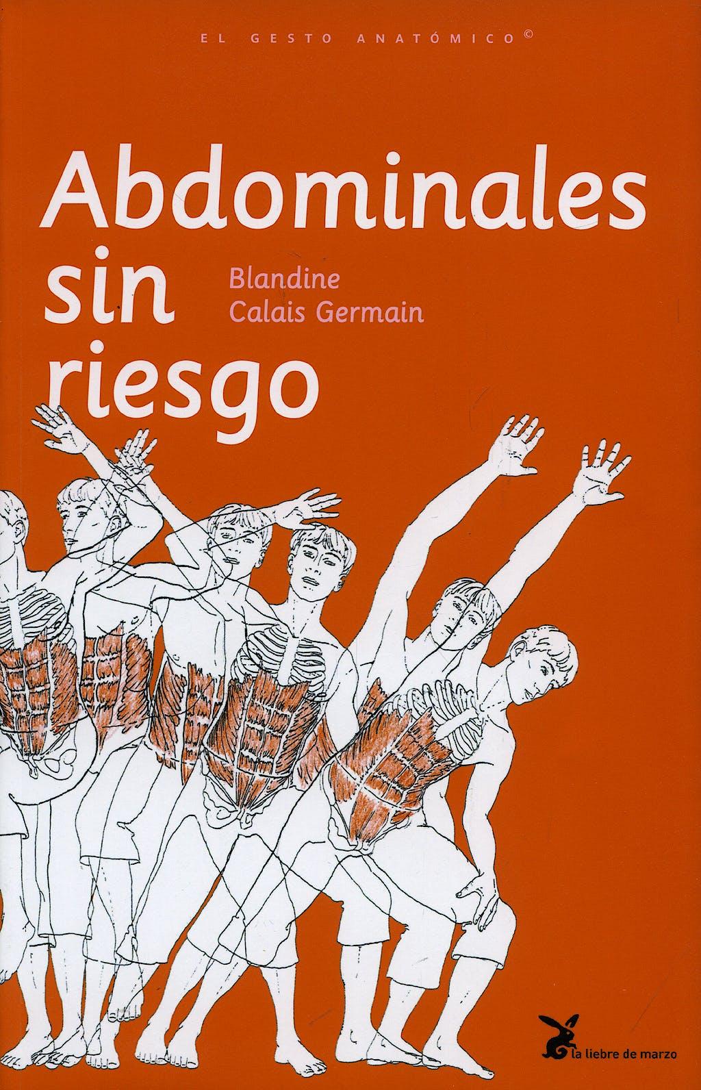Portada del libro 9788492470143 Abdominales sin Riesgo