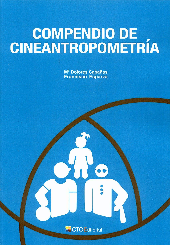 Portada del libro 9788492523719 Compendio de Cineantropometria (Color)