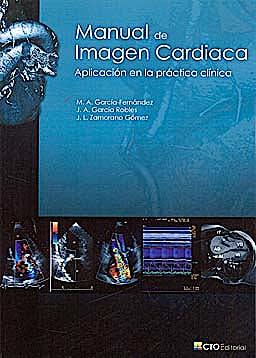 Portada del libro 9788492523948 Manual de Imagen Cardíaca. Aplicación en la Práctica Clínica