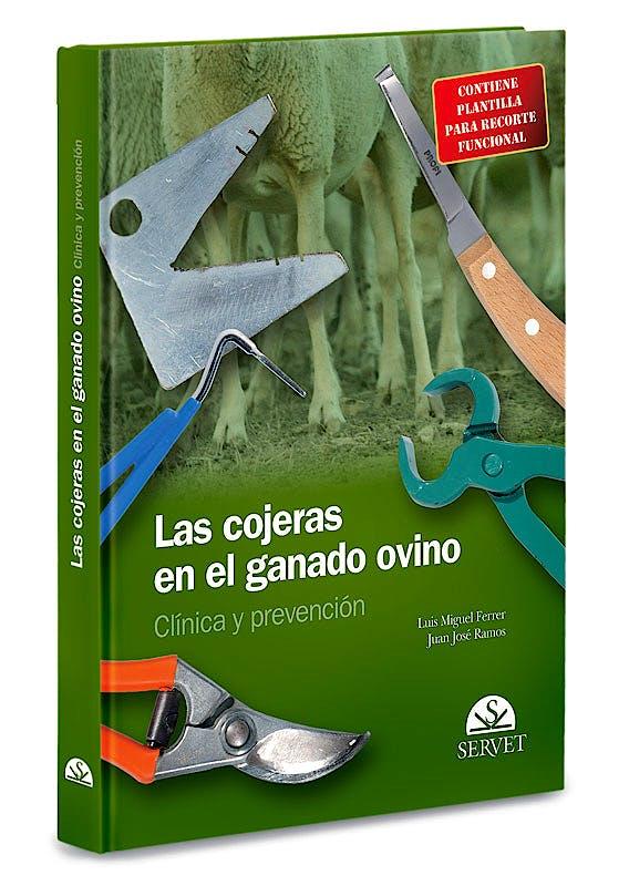 Portada del libro 9788492569045 Las Cojeras en el Ganado Ovino. Clínica y Prevención