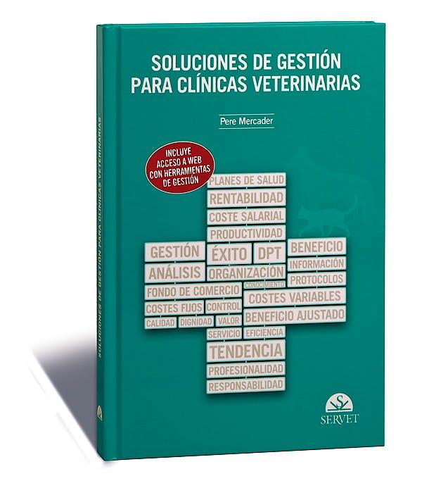 Portada del libro 9788492569069 Soluciones de Gestión para Clínicas Veterinarias