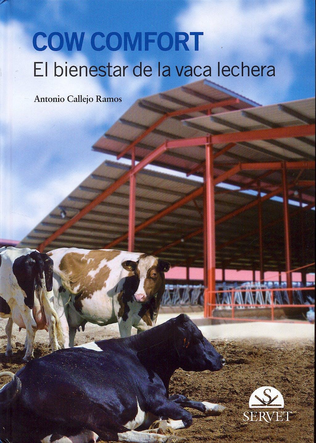 Portada del libro 9788492569205 Cow Comfort. el Bienestar de la Vaca Lechera