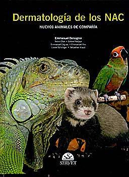 Portada del libro 9788492569298 Dermatologia de los Nac (Nuevos Animales de Compañia)