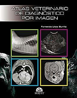 Portada del libro 9788492569342 Atlas Veterinario de Diagnostico por Imagen