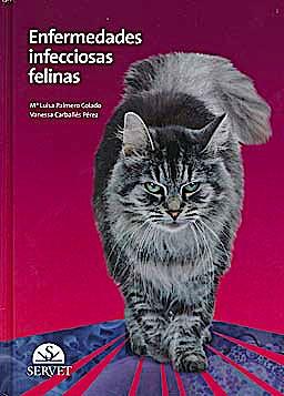 Portada del libro 9788492569380 Enfermedades Infecciosas Felinas