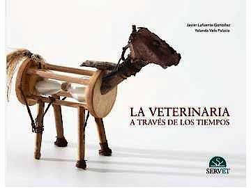 Portada del libro 9788492569656 La Veterinaria a Través de los Tiempos