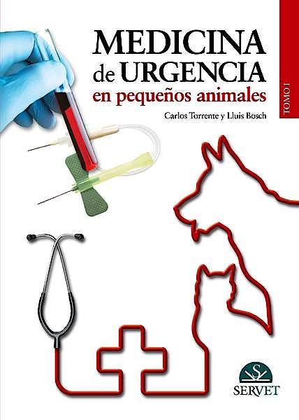 Portada del libro 9788492569717 Medicina de Urgencia en Pequeños Animales, Tomo I