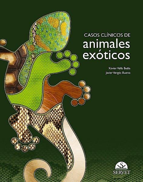 Portada del libro 9788492569793 Casos Clinicos de Animales Exoticos