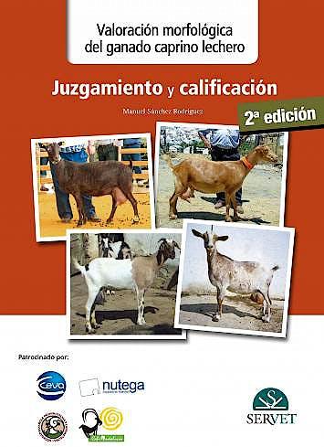 Portada del libro 9788492569816 Valoración Morfológica del Ganado Caprino Lechero. Juzgamiento y Calificación