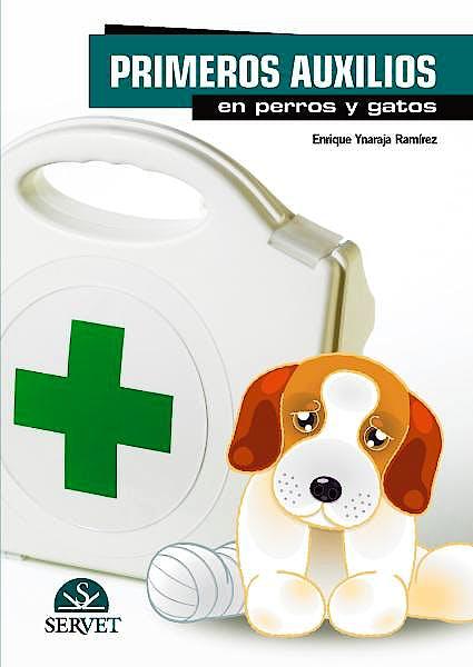 Portada del libro 9788492569878 Primeros Auxilios en Perros y Gatos
