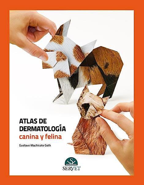 Portada del libro 9788492569908 Atlas de Dermatologia Canina y Felina