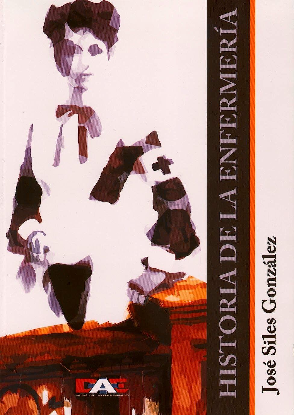 Portada del libro 9788492815128 Historia de la Enfermeria