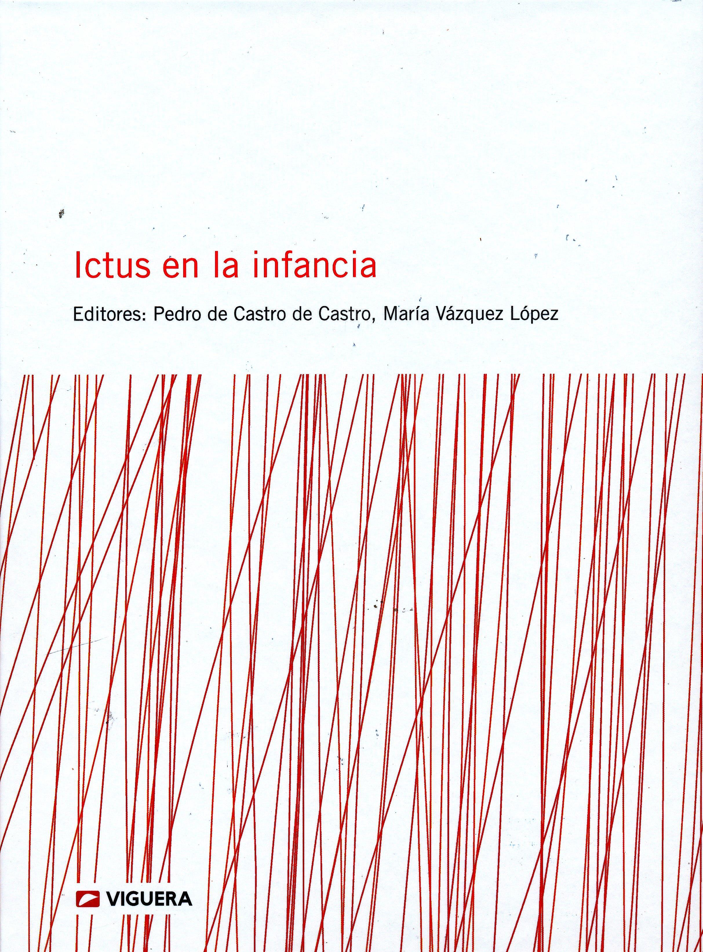 Portada del libro 9788492931255 Ictus en la Infancia